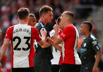Premier League - Southampton vs Manchester City