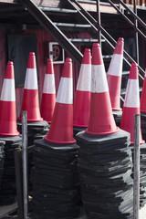 Traffic cones bollards equipment