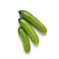 Bite size cucumbers