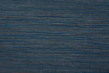 Extraordinary wooden veneer texture in admirable blue tone.