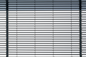 closed window blinds for background use