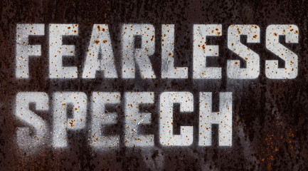 Fearless speech