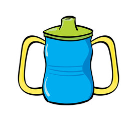 Child's Sippy Cup
