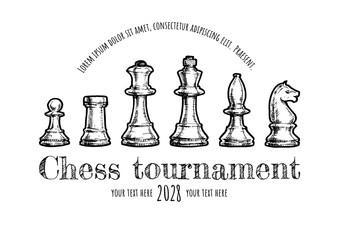 illustration of Chess