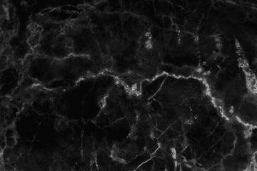 Black marble texture in natural pattern with high resolution for background and design art work. Tiles stone floor.