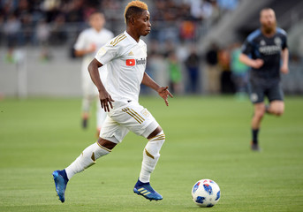 MLS: New York City FC at Los Angeles FC