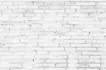 White brick wall art concrete or stone texture background in wallpaper limestone abstract paint to flooring and homework/Brickwork or stonework clean grid uneven interior rock old.