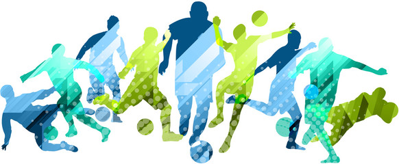 Mondiali di Calcio, Europei, Competizione