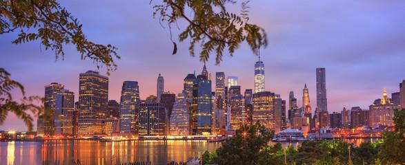 USA/New York City, Brooklyn Bridge Park