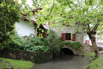 Moulin au pays basque