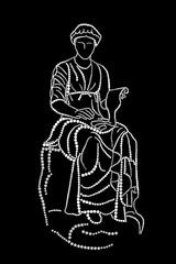 Ancient Greek girl