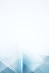 Light polygonal background
