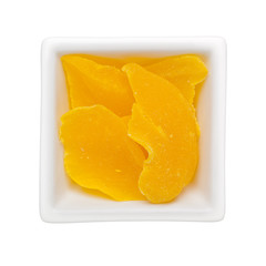 Candied mango