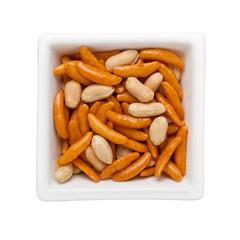 Japanese snack - Kakipi