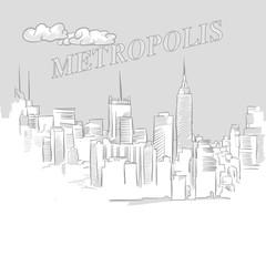 Metropolis travel marketing cover