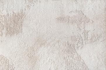 Фон - штукатурка бежевого цвета, декоративное покрытие для стен