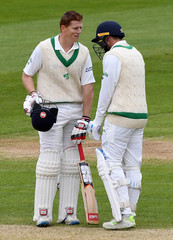 Test Match - Ireland vs Pakistan