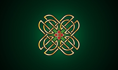 Norse/Celtic Knotwork
