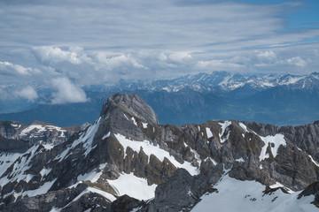 Region Titlis in der Schweiz