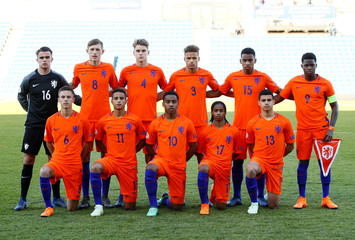 UEFA European Under-17 Championship Quarter-Final - Netherlands vs Republic of Ireland