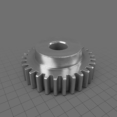 Industrial gear 4
