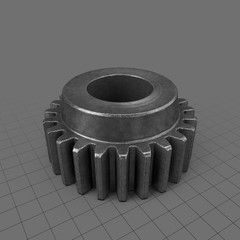 Industrial gear 3