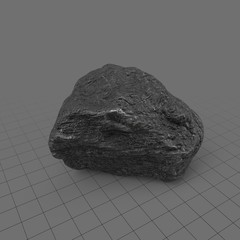 Lump of coal 1