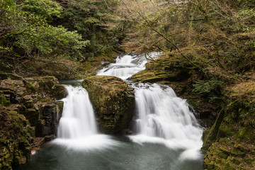 Waterfall, Akame 48 Falls track, Japan