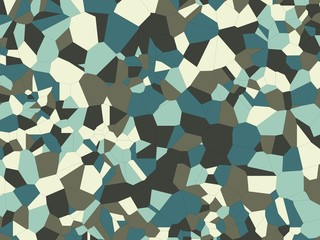 Colored abstract geometric flat grid pattern background
