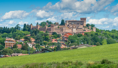 Gradara, small town in the province of Pesaro Urbino, in the Marche region of Italy.