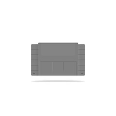 cartridge game vector icon