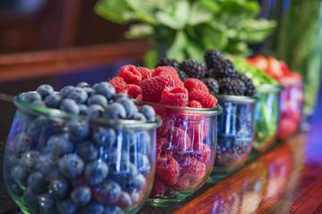 Fruit used to garnish drinks