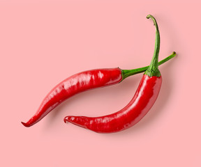 Poster Hot chili Peppers red hot chili pepper