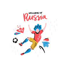 Football Come To Russia