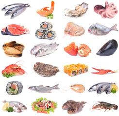 Fresh seafoodf