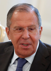 Russian Foreign Minister Sergei Lavrov meets with Philippine Foreign Secretary Alan Peter Cayetano in Moscow
