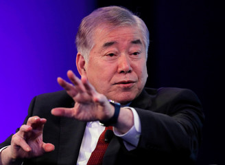 Moon Chung-in, South Korea Special Advisor for Unification, at WSJ CEO Conference in Tokyo