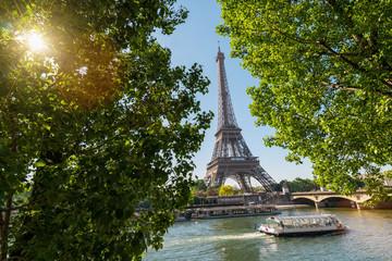 Tour Eiffel tower, Paris. France