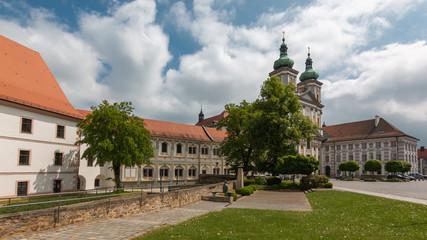 Stiftsbasilika, Kloster Waldsassen in Bayern