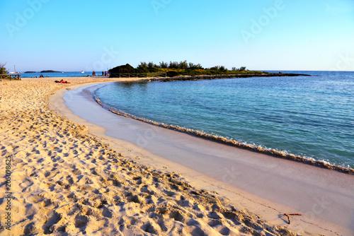 Torre Chianca Beach Porto Cesareo Nto Italy