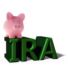 IRA piggy bank