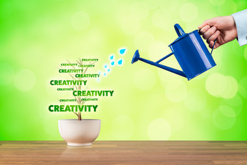 Creativity growth