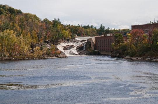 Pennacook Falls