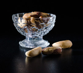 seeds of brazil nuts