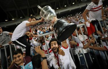 Egyptian Cup Final - Smouha v Zamalek