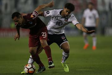 Soccer Football - Chile's Colo Colo v Bolivia's Bolivar - Copa Libertadores