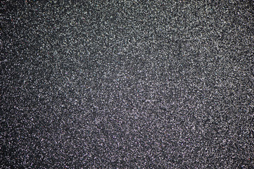 black glitter texture abstract background