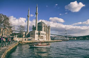 Instanbul Ortakoy - Turkey