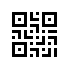 Digital scanning qr code label