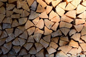 Brennholz, Holztextur, Ofenholz